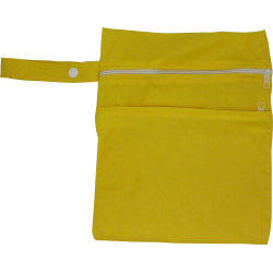 Wetbag mittel (20x24cm) - GELB